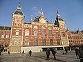 Amsterdam Centraal railway station Nov 11.jpg
