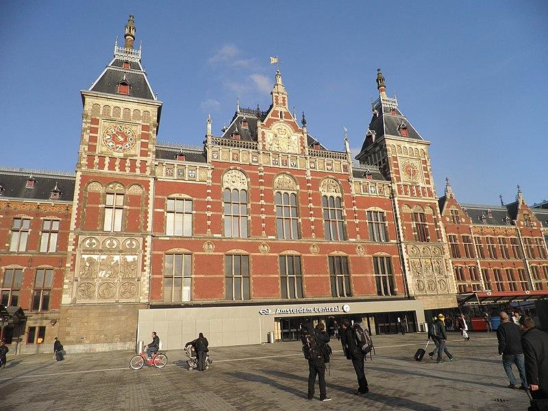 Hotel Amsterdam Centraal Station