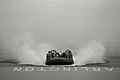 An LCAC approaches USS Arlington. (24301904589).jpg
