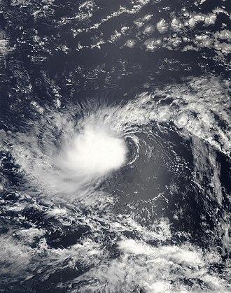 2009 Atlantic hurricane season - Image: Ana aug 12 2009 1540Z