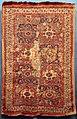 Anatolia occidentale, tappeto di tipo holbein a disegno piccolo, 1510 ca.jpg