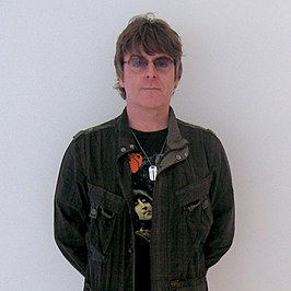 Andy Rourke in 2011