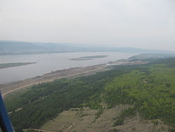 Angara River near Boguchany settlement.jpg