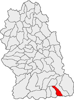 Location of Aninoasa