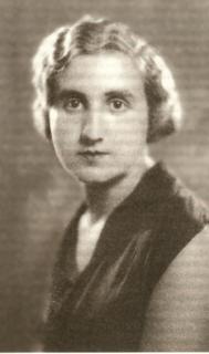 Ana María Martínez Sagi poet, trade unionist, journalist, feminist and athlete
