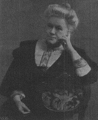 Annie Furuhjelm - Annie Furuhjelm