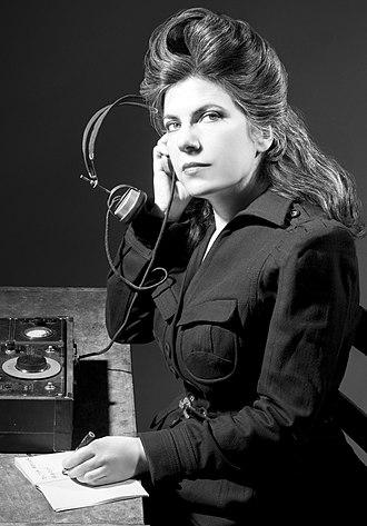 Annie Gosfield - Image: Annie Gosfield