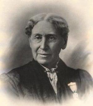 Annie Turner Wittenmyer - Image: Annie Wittenmyer