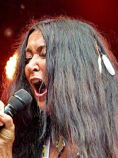 Annisette Koppel Danish singer fromThe Savage Rose
