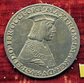 Anonimo, med. di massimiliano I imperatore, 1518, arg.JPG