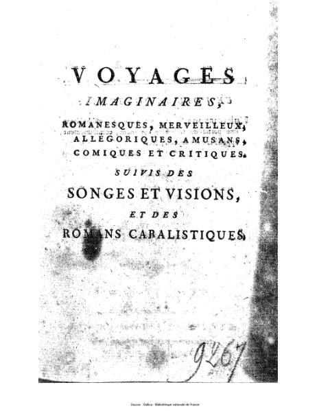 File:Anonyme ou Collectif - Voyages imaginaires, songes, visions et romans cabalistiques, tome 5.djvu