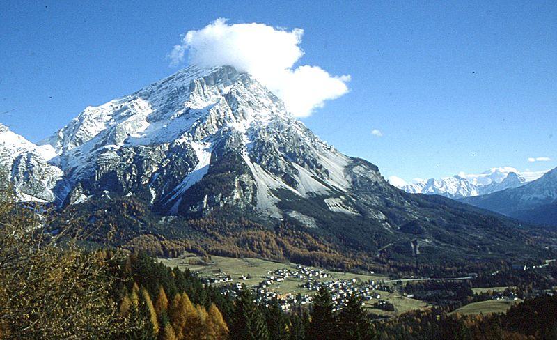31.1 Dolomity grupa Sesto i Braies d Ampezzo