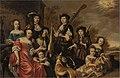 Anthonie Palamedesz. - Familiegroep - 1651 (OK) - Museum Boijmans Van Beuningen.jpg