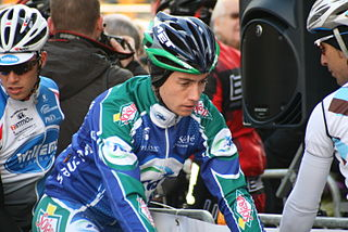 Anthony Delaplace French road cyclist
