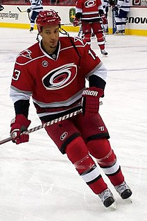 Anthony Stewart (ice hockey) Canadian ice hockey player