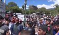 Anti-Maduro protestors at inauguration 10 January 2019.png