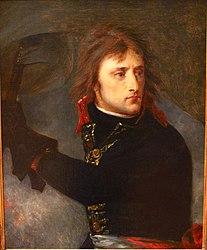 Antoine-Jean Gros: Bonaparte at the Pont d'Arcole
