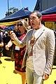 Antonio Banderas, Puss in Boots, 2011, Australia-1.jpg
