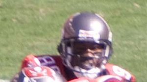 Antonio Bryant - Bryant in 2009 with the Tampa Bay Buccaneers.