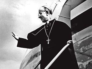 Antonio Samorè - Cardinal Samorè in 1978
