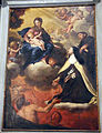 Antonio franchi, Madonna col Bambino, san Domenico e santa Teresa, 11.JPG