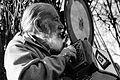 Anziano musicista del Borgo medioevale.jpg