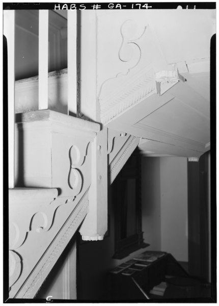 File April 1962 Scroll Work And Construction First Floor