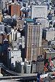 Aqua Town Nayabashi from Midland Square.JPG