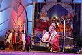 Arabinda Muduli Performing Bhajan at National Book and Trade Fair - 2016, Bhubaneswar, Odisha (06).JPG