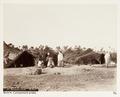 Arabiskt läger i Biskra, Algeriet - Hallwylska museet - 107945.tif