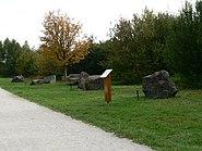 Arboretum Main Taunus Steinlehrpfad