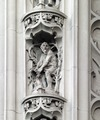 Architectural details, the Woolworth Building, New York, New York LCCN2013650684.tif