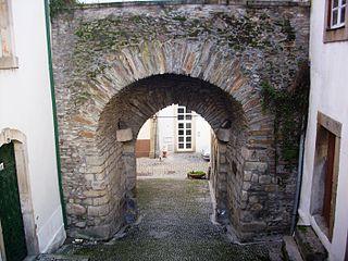 Castle of Mirandela