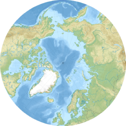 Prince Gustav Adolf Sea is located in Arctic