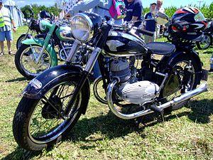 Ardie - 1952 10 bhp Ardie