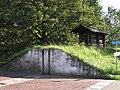 Arendskerke Dijkcoupure met schotbalkhuisje.jpg