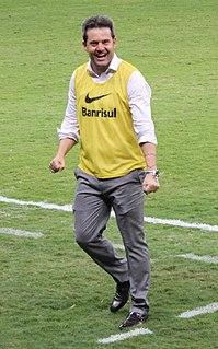 Argel Fucks Brazilian footballer