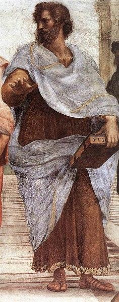 File:Aristotle by Raphael.jpg