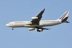 Armée de l'Air (French Air Force), Airbus A340, F-RAJA - YVR.jpg