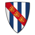 Armorial Bearings of the GRANDISON family of Much Marcle, and of Stretton Grandsome, Herefs.png