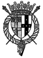 Arms of Sir Arthur Vicars as Ulster King of Arms.png