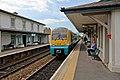 Arriva Trains Wales Class 175, 175108, Flint railway station (geograph 4032023).jpg