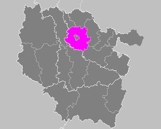 Arrondissement of Metz-Campagne Former arrondissement in Grand Est, France