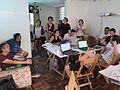 ArtAndFeminism 2015 Lima Perú-4.JPG