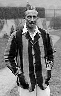 Arthur Gilligan English cricketer