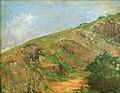 Arthur Timotheo da Costa (1882-1922), Morro com arbustos e rochedos, Rio de Janeiro, 1912, óleo sobre madeira, 33 x 43 cm, foto Gedley Belchior Braga.jpg