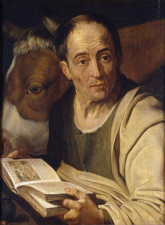 Artus Wolffort - Saint Luke