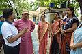 Arup Roy Meets Nisana Foundation Members - Summer Camp - Sibpur BE College Model High School - Howrah 2013-06-09 9717.JPG