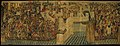 Asalto de Arcila. Lana y seda. Siglo XV. Tournai. 404x1082cm. Serie de Tapices de Alfonso V de Portugal. Museo Parroquial de Tapices de Pastrana. Guadalajara, España.jpg