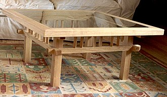 Fraxinus - Ash Coffee Table